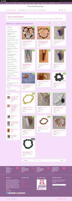 Welcome to Clearance Crystals and Gemstones at The Crystal Healing Shop - Ireland and UK. All of our Clearance Crystals and Gemstones can be Shipped Worldwide Site Design, Crystals And Gemstones, Crystal Healing, Shopping, Image, Yard Design, Website Designs, Design Websites