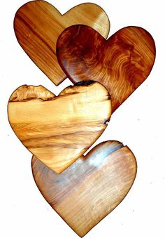 Yes, you will find cheaper Heart-Shaped boards. But those machine-made boards are nothing like ours. Firstly, we very carefully select a piece of timber in accordance with your request. A piece that oozes character. Swirling grains, ripples and quilts, knots and burrs, colourful stripes - not just a board, a nice addition to your kitchen. Then, while the machines stand idly by and watch, we make it by hand - a truly unique piece, every time ! Great for a quick bite of cheese, a morning…
