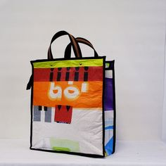 recycled plastic grocery bag by Nina