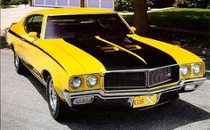 Most fans of 1960s performance cars know about the 1970 Buick GSX, a spoilered and striped Gran Sport that was available in Saturn Yellow or Apollo White.