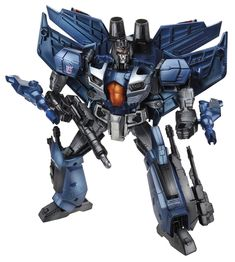 Generation Toy Transformers GT-02 IDW Tyrant aircraft Megatron in stock