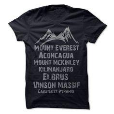 cool Wear the 7 Summits