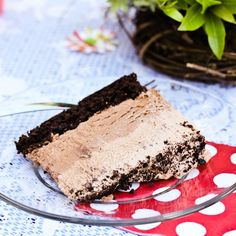 Chocolate Truffle Mousse Cake by @Niki Kinney Kinney Sommer {A Spicy ...
