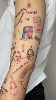 Dainty Tattoos, Pretty Tattoos, Beautiful Tattoos, Small Tattoos, Little Tattoos, Mini Tattoos, Body Art Tattoos, Tatoos, Poke Tattoo