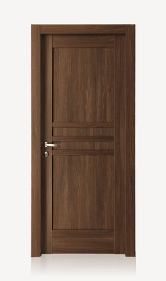 The INCONTRI model of the Braga assembled laminated interior door range allows to obtain different models and to solve the problem of oversized. Home Door Design, Bedroom Door Design, Door Design Interior, Wooden Glass Door, Wooden Front Door Design, Modern Wood Doors, Internal Doors Modern, Internal Wooden Doors, Single Main Door Designs