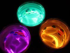 Glow Stick Summer Party Ideas