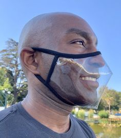 Clear Face Mask, Mask Quotes, Maskcara Beauty, Too Faced, Used Vinyl, Diy Mask, Mask Design, Mask Making, Facial