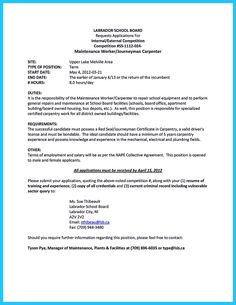 Carpenter Resume Internet Offers Various Bartender Resume Template And Samples That