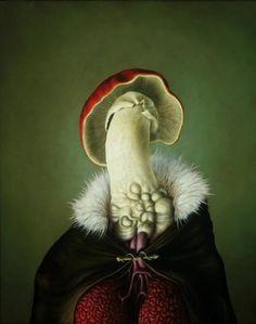 Paintings byChristian Rex van Minnen
