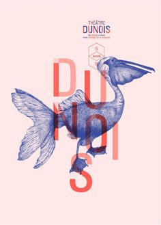 Season Program Cover for Théâtre Dunois, Paris (season by French grap. - Season Program Cover for Théâtre Dunois, Paris (season by French grap… – DSGN… Season Program Cover for Théâtre Dunois, Paris (season by French grap… – DSGN Inspiration – Graphic Design Posters, Graphic Design Typography, Graphic Design Inspiration, Branding Design, Minimalist Poster Design, Creative Poster Design, Logo Branding, Graphisches Design, Buch Design