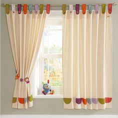 Mamas & Papas Curtains and Tiebacks (Timbuktales)