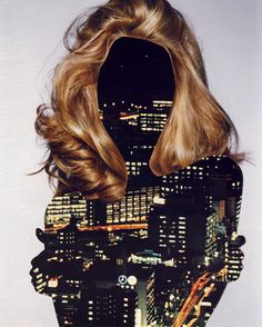 city woman On golden sweater! Collages, Collage Art, Photocollage, Comic, Silhouette, Oeuvre D'art, Photo Manipulation, Girls Out, Art Pictures