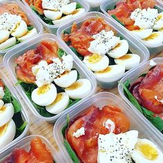 21 Simple Meal Prep Combinations Anyone Can Do Quick Healthy Meals, Easy Healthy Meal Prep, Healthy Recipes With Eggs, Simple Egg Recipes, Meals With Eggs, Healthy Work Lunches, Healthy Lunchbox Ideas, Weekly Lunch Meal Prep, Filling Low Calorie Meals