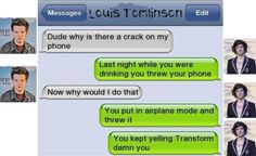 Crack In My Phone Funny Drunk Text Message-hah Funny Shit, Funny Drunk Texts, Funny Text Fails, Funny Jokes, Hilarious Texts, Funny Stuff, Epic Texts, Humor Texts, I Wasnt That Drunk Texts