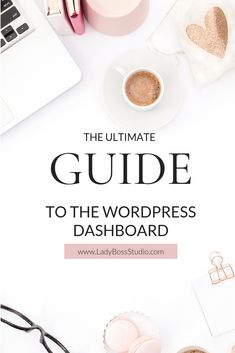 This Guide will teach you all of the WordPress Dashboard Basics for beginners. Don't get confused with Wordpress, learn what you to know now! Wordpress For Beginners, Wordpress Guide, Wordpress Website Design, Wordpress Plugins, Blogging For Beginners, Wordpress Free, Wordpress Admin, Admin Login, Web Design For Beginners