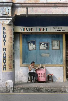 Fred Herzog : Silver Light (1989)