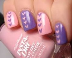 Image result for how to do nail art at home with toothpick