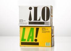 ¡LoLa! by Neumeister, Sweden. #packaging #craft #beer #scandinavia