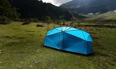 Lightning-proof Bolt tents will keep you safe in a storm | Inhabitat - Green Design, Innovation, Architecture, Green Building