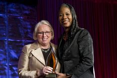 """Sharon Love Receives YWCA USA's 2013 """"Women of Distinction"""" Award for Advocacy and Civic Engagement"""
