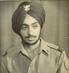 Maharaja Bhupinder Singh pf Patiala.young
