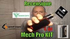 Mech Pro Kit by Geek Vape - Heavengifts - box meccanica dual battery - r...