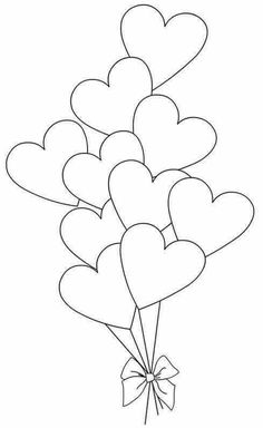 Girlie Coloring Pages carterie, pergamano et tableaux Page 55 3d Quilling, Quilling Patterns, Quilling Ideas, Applique Templates, Applique Patterns, Art Drawings For Kids, Easy Drawings, Colouring Pages, Coloring Books