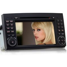Generic 7 Inch In Dash  Car DVD Player GPS Navigation Digital Touchscreen for A3 Class
