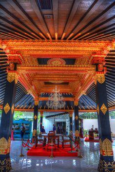 Kraton Ngayogyakarta Hadiningrat - Java, Indonesia The Beautiful Country, Yogyakarta, Bali, Fair Grounds, City, Building, Amazing, Places, Holiday
