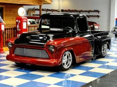 Hot Rod.  55 chevy? Love the paint, the design and the wheels.  SealingsAndExpungements.com Free evaluations-Easy payment plans Call 888-9-EXPUNGE  (888-939-7864)