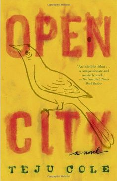 "14) A book worth reading - ""Open City"" by Teju Cole. #modcloth #makeitwork"