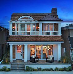 Good-Looking Beach House home designing tips Traditional Exterior Orange County