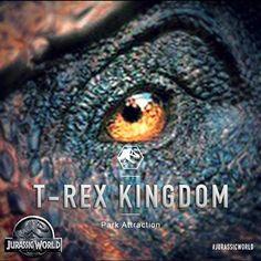 Jurassic World - T-Rex Kingdom