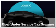 #Uber Does Not Pay Service Tax In @India, But Should They?