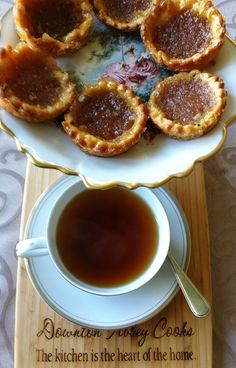 Tea Tuesday: Downton Abbey Season 3 Launched with Treacle Tart – Downton Abbey Cooks Treacle Tart, English Food, English Recipes, British Recipes, English Dishes, Scottish Recipes, Tea Recipes, Pastry Recipes, High Tea