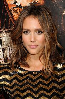 Beaute Fit: Beauté : Hair color ou les couleurs de cheveux sexy