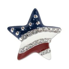 Lindsay Phillips #Switchflops Liberty Snap - Oh say can you see how cute this patriotic snap is?