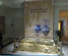 Τα μυστικά του θανάτου της νεαρής αρχόντισσας του 8ου πΧ αιώνα αποκαλύπτονται στο αρχαιολογικό μουσείο Μυτιλήνης - ΕΡΤ Αιγαίου