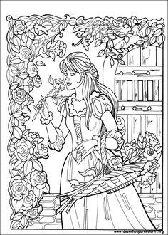 Desenhos Para Colorir Princesa Leonora                                                                                                                                                                                 Mais