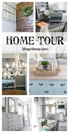Home Tour-Perfect (but not boring!) Neutral!