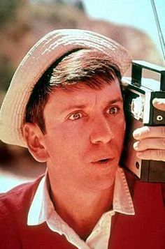 """Gilligan's Island"" (1964-67)  Bob Denver as Gilligan"