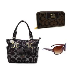 Coach With A Lower Price And High Quality Is Waiting You Coming! Coach Purses, Coach Bags, Purses And Bags, Coach Handbags, Style Outfits, Fashion Outfits, Coach Outlet, Look Here, Fashion Lookbook