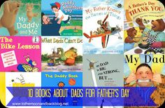 10 Children's Books About Dads for Father's Day