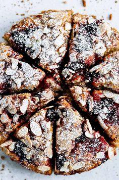 Best Gluten Free Strawberry Scones | Paleo Gluten Free Eats