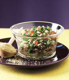 La recette du vrai taboulé libanais