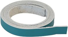 "Leather Strip, 1/2"" Wide - Lagoon"
