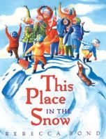Cover image for This place in the snow