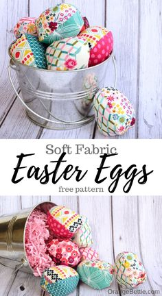 Easter Soft Fabric Easter Eggs Sewing Tutorial on Bombshell Bling fabric crafts Bling Bombshell Easter easter fabric crafts Eggs Fabric Sewing Soft Tutorial Sewing Patterns Free, Free Sewing, Sewing Tutorials, Sewing Projects, Craft Projects, Bunny Crafts, Easter Crafts, Easter Decor, Easter Fabric