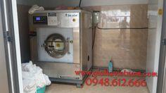 Cung cấp máy giặt công nghiệp, hóa chất giặt là tại Mộc Châu, Sơn La