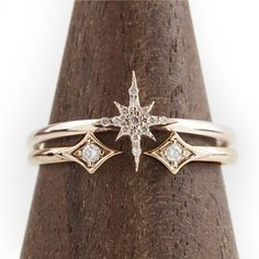 Starburst Diamond Set Ring – Envero Jewelry